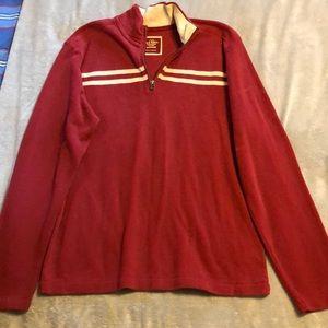 Old Navy 3/4 zip shirt
